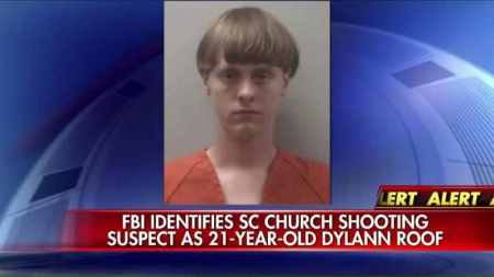 SC CHurch SHooter