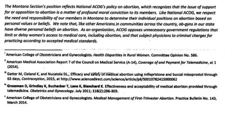 ACOG abortion Gatter Nucatola Planned Parenthood