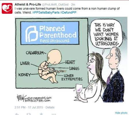 Atheist Prolife Planned Parenthood