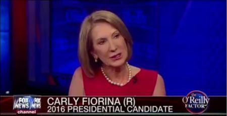 Carly Fiorini