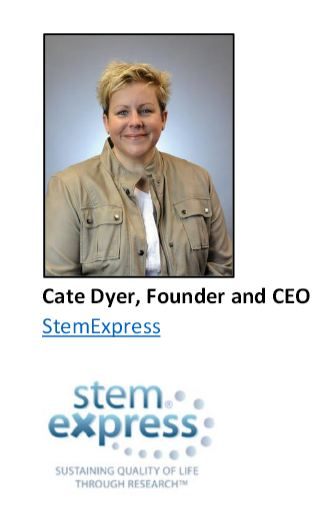 Cate Dyer CEO Stem Express fetal abortion