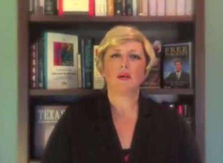Cecile RIchards New Wave Feminists Parody