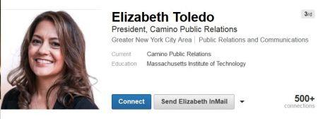 Elizabeth Toledoa Planned Parenthood Camino