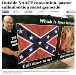 GuestClenard Childress Black abortion NAACP COnfederate Flag