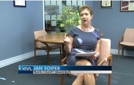 Jan Foier Planned Parenthood Democrat