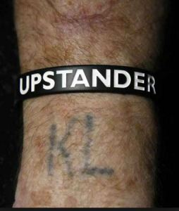 KL Holocaust Survivor UpSTander