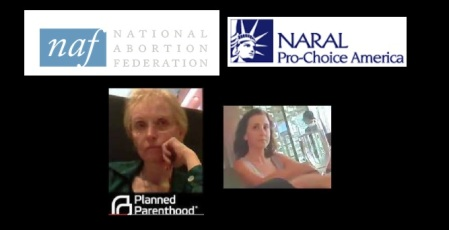 Naf and NARAL Planned Parenthood docs