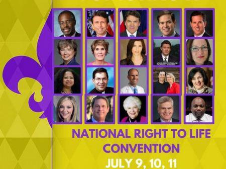 NRLC Convention 2015