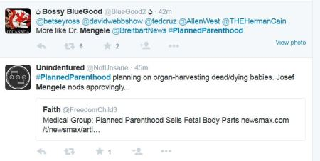 Planned Parenthood Mengele 2