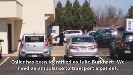 South Wind WOmens abortion ambulance March 2015