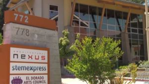 STem Express   sign