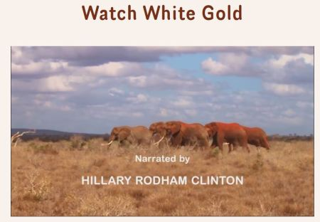 White Gold narrated Hillary Clinton abortion Planned Parenthood