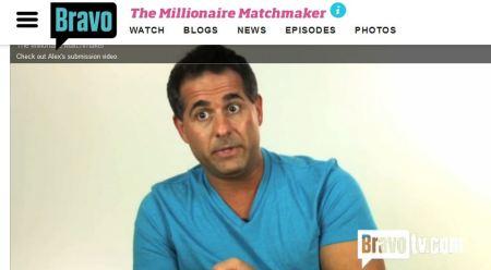 Alex Simpolous abortion Millionair Matchmaker