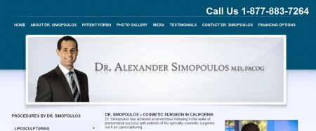 Alex Simpolous cosmetic FPA abortion