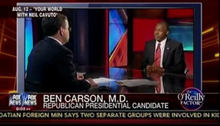 Ben Carson Planned Parenthood Cavuto