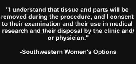 Boyd-Southwestern-abortion-consent-fetal-tissue