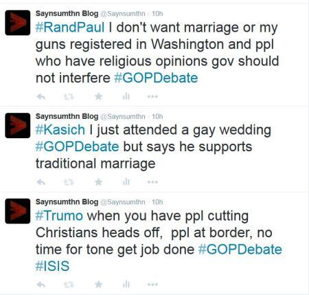 GOP Debate 5