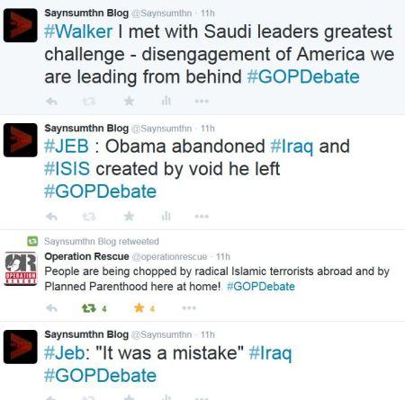 GOP Debate 7