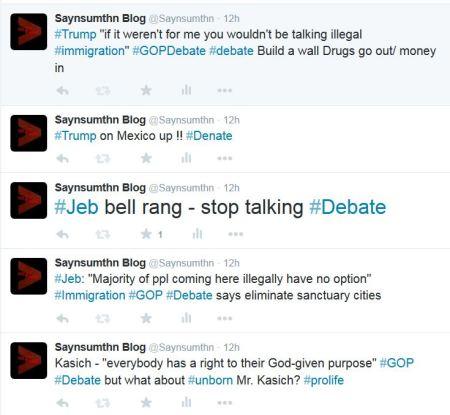 GOP Debate immigration