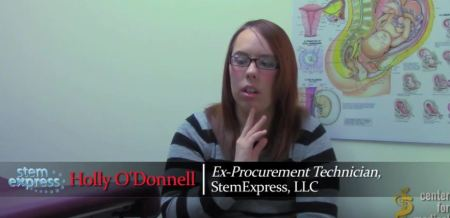 Holly ODonnell Planned Parenthood heart face organs abortion