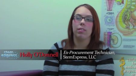 Holly OFOnnell Stem Express fully intact planned parenthood