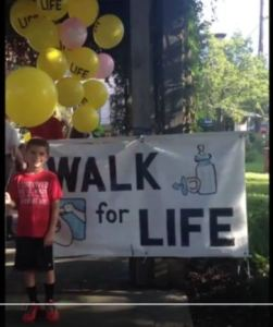 Mac walk for life