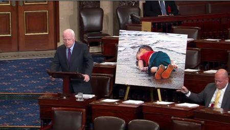 McCain Syrian Boy
