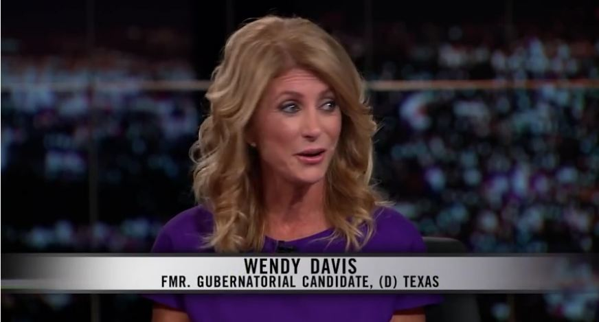 Bill Maher and Wendy Davis: Planned Parenthood selling baby parts is ...