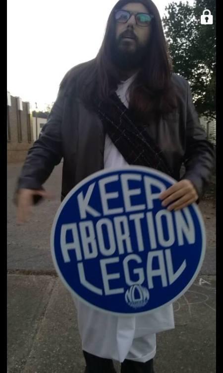 ABortion activist Jesus Nick 27866731363474_n