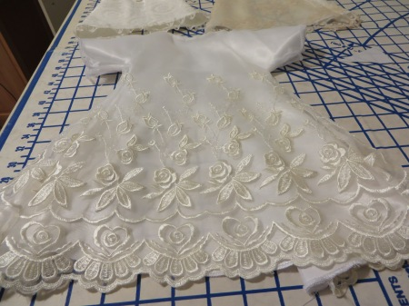 Angel Baby Gown's 010
