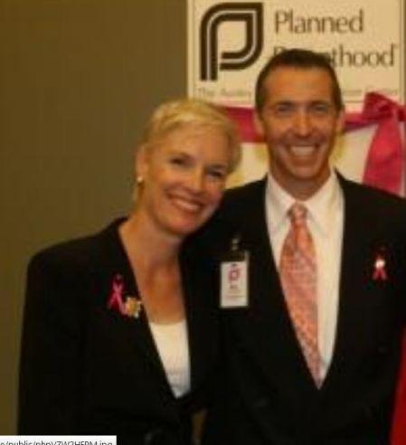 Cecile RIchards Ken L Planned Parenthood