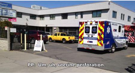 Planned Parenthood spokane 911 Oct 2015