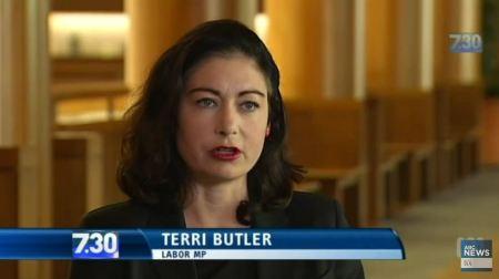 Terri Butler