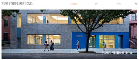 Planned Parenthodo Queens Stephen Yablon Architecture