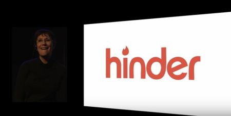 Liz Winstead launches Hinder