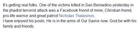 Nicholas prolife