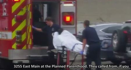 PLanned Parenthood Ohio ambulance patient2