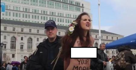 Femen-Walk-for-Life-2016-SF-covered