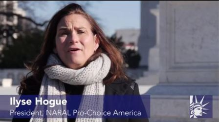 Hogue NARAL abortion birth control