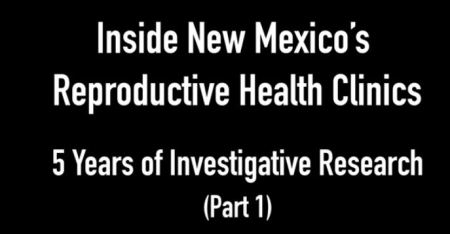 Inside New Mexico Reproductive Health abortion clinic