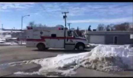 Carhart 911 abortion complication ambulance feb 2016