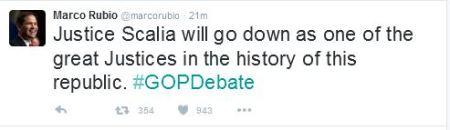 Rubio Scalia