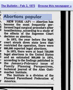 1975 Guttmacher division of Planned Parenthood 3