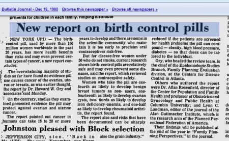 1980 Guttmacher Research Arm Planned Parenthood 3