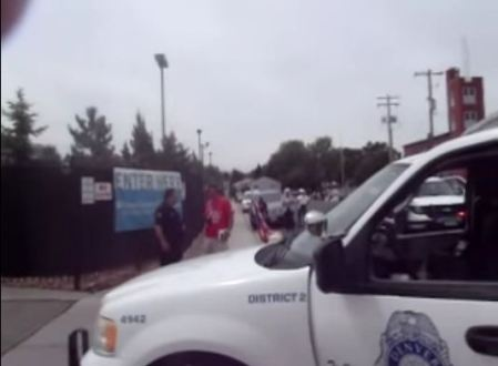 Police called to Planned Parenthood after man threatens prolife with gun