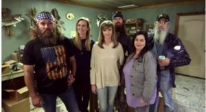 Robertsons of Duck Dynasty