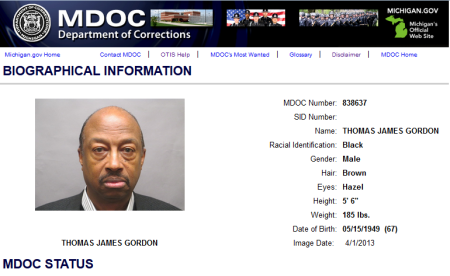 Thomas J Gordon abortionist arrested
