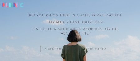Image: Plan C pushes home abortions
