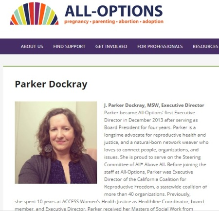 Image: Parker Dockray (Screenshot: All Options website)