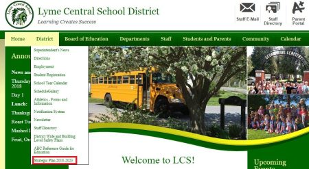 Image: Lyme Central School District strategic plans includes taking students to Planned Parenthood